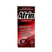 AFRIN 0,5 mg / ml nosový sprej 15 ml