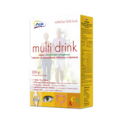 ASP Multi drink nápoj 200 g
