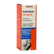 AMBROBENE 7,5 mg / ml 100 ml