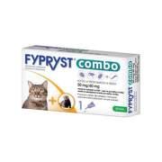 FYPRYST Combo 50 mg/60 mg mačky a fretky 0,5 ml