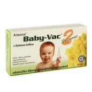 ARIANNA Baby-Vac 2 odsávačka hlienov 1 kus