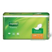 DEPEND Anatomic EXTRA ks  savost 1150ml