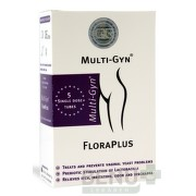 MULTI-GYN FLORAPLUS 5x5 ml gel vag 5x5ml