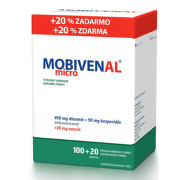 MOBIVENAL micro tbl flm 100+20 zdarma
