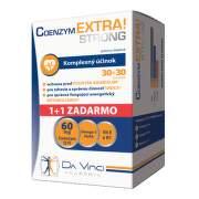 DA VINCI Coenzym extra strong 60 mg 30 + 30 kapsúl ZADARMO