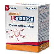 UROVAL D - manosa 15ks