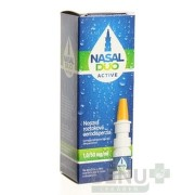NASAL DUO ACTIVE 1,0/50 mg/ml aer nao 10ml