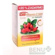 GS Vitamín C 500 so šípkami 2016 tbl 100+20