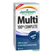 JAMIESON Multi COMPLETE pre mužov 50+ tbl 90