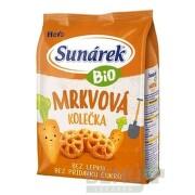 Sunárek BIO Mrkvové kolieska 50g