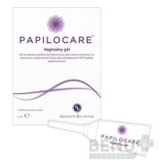 PAPILOCARE vaginálny gél 7x5 ml