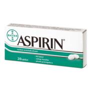 Aspirin 500 mg tbl  20x500mg