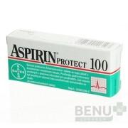 ASPIRIN PROTECT 100 tbl ent 20x100mg