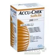 ACCU-CHEK Softclix Lancet 200 200ks