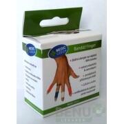 MEDIC Bandáž Finger Červená 2,5cm x 4,5m 1x1 ks