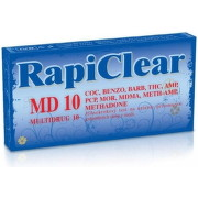 RapiClear MD 10 (MULTIDRUG 10) 1ks