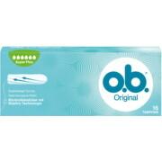 o.b. Original Super Plus hygienické tampóny 16 ks