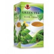 HERBEX Premium green tea s aloe vera 20 x 1,5 g