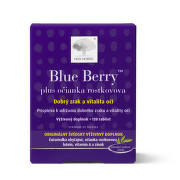 NEW NORDIC blue berry 120 tabliet