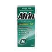 AFRIN 0,5 mg / ml nosový sprej s mentolom 15 ml
