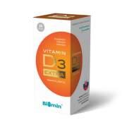 BIOMIN Vitamín D3 extra 30 kapsúl