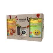 LEROS Meduplné spojenie detské čaje + med 200 g