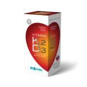 BIOMIN Vitamín K2 + D3 1000 I.U. 60 kapsúl