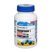 SWISS NATUREVIA Magnesium 1 mega 835 mg 90 tabliet