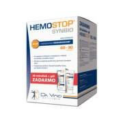 DA VINCI Hemostop synbio 60 + 30 kapsúl ZADARMO + gel 75 ml