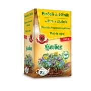 HERBEX Pečeň a žlčník 20 x 3g