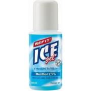 REFIT ICE GEL MENTHOL ROLL ON 80ml