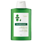 KLORANE Šampón s výťažkom zo žihľavy 200 ml