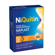 NiQuitin Clear 14 mg emp tdm 7x14mg