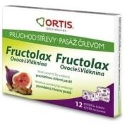 Fructolax Ovocie a vláknina KOCKY 12ks