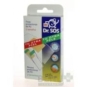 Dr. SOS TU OTRA PIEL (Druhá ľudská koža) náplasť 12ks