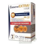 COENZYM EXTRA MAX 100MG - DA VINCI cps 30x100mg+15 zdarma