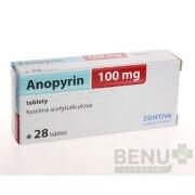 Anopyrin 100 mg tbl 28x100mg