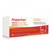 Aspecton tablety Čierne ríbezle 60ks