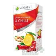 MEGAFYT ZÁZVOR s citrónom & chilli 20x2g