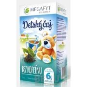 MEGAFYT Detský čaj BEZ KOFEÍNU 20x1,75g