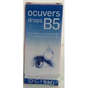 Ocuvers drops B5 15ml