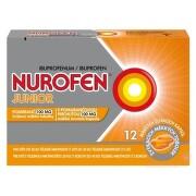NUROFEN Junior s pomarančovou príchuťou 100 mg cps mdl 12x100mg