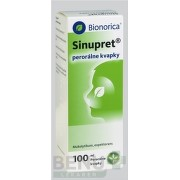 SINUPRET gtt 100ml