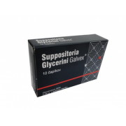 Suppositoria Glycerini Galvex sup 10x2,06g