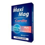 Zdrovit MaxiMag CARDIO Mg 375 mg + B6 tbl 1x30 ks