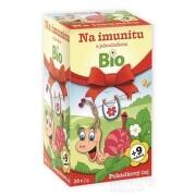 APOTHEKE ROZPRÁVKA Na imunitu s jahodou Bio 20x2g