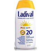 Ladival PRE DETI SPF 20 mlieko 200ml