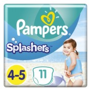 PAMPERS Splash maxi 4-5 11 kusov