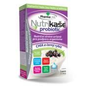 NUTRIKAŠA Probiotic CHIA a čierna ríbezla 3 x 60g