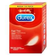 DUREX Feel thin 18 kusov